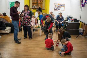 Večírek pro děti z centra JAN 2019