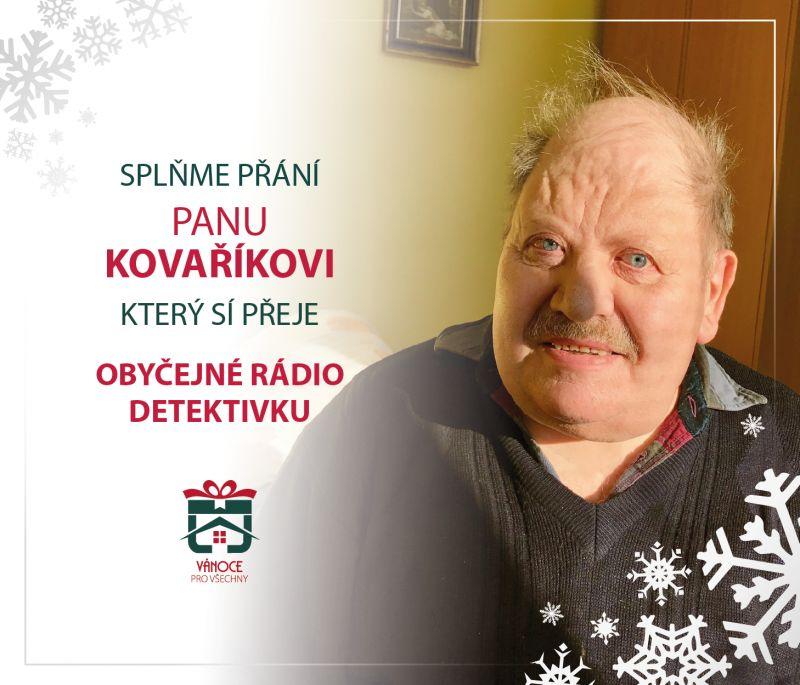 Pan Kovařík