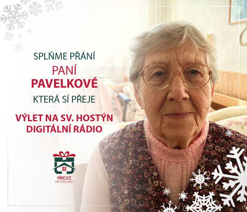 Josefa Pavelková