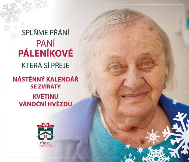 Marie Páleníková