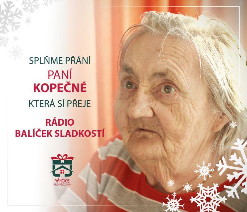 Marie Kopečná