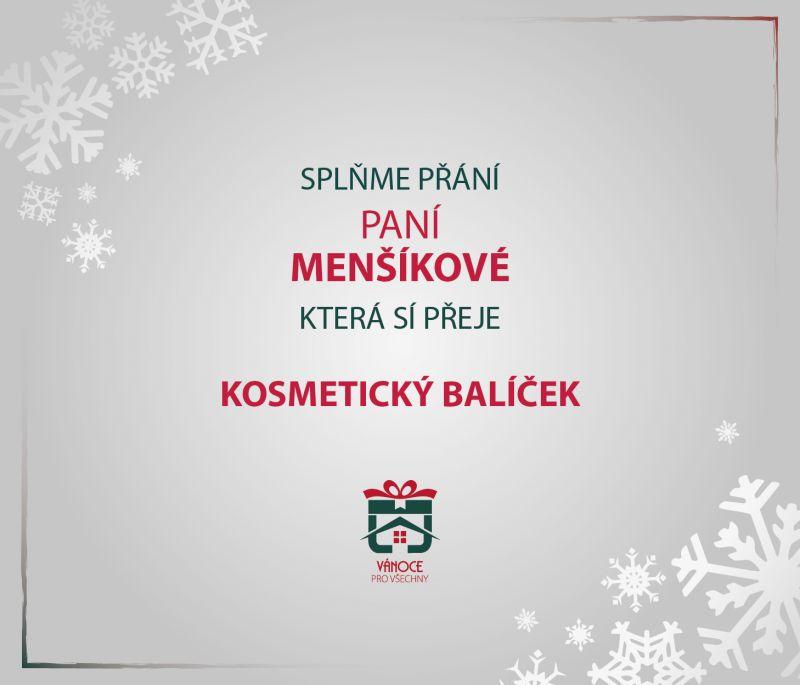Paní Menšíková