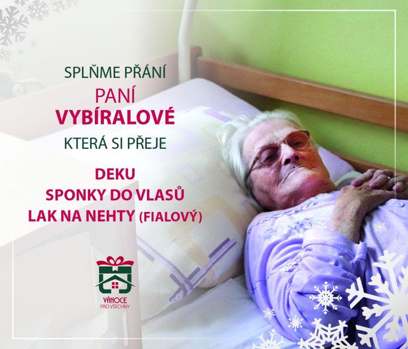 paní Vybíralová