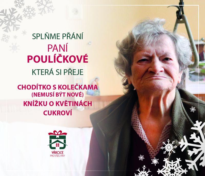 paní Poulíčková