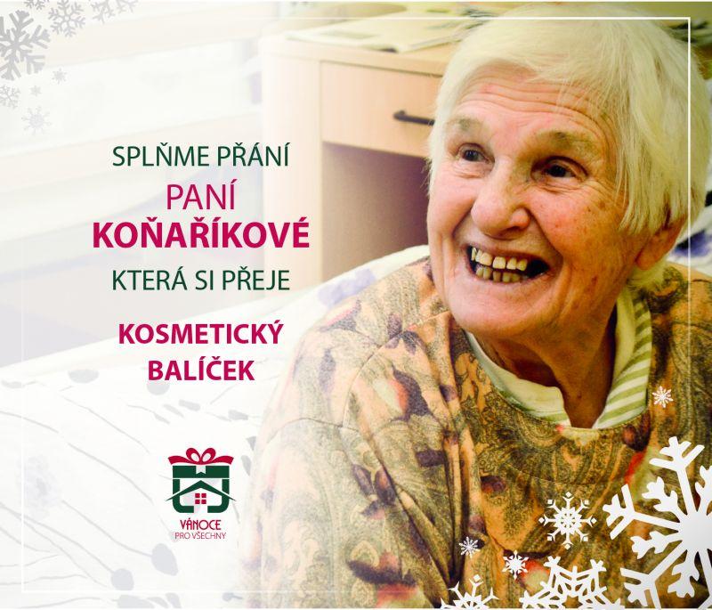 paní Koňaříková