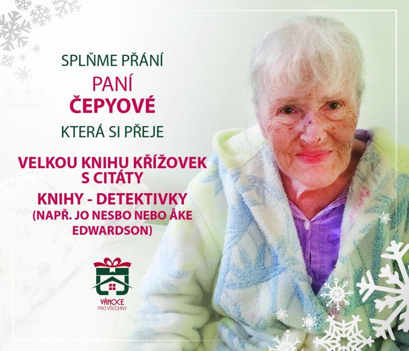 paní Čepyová