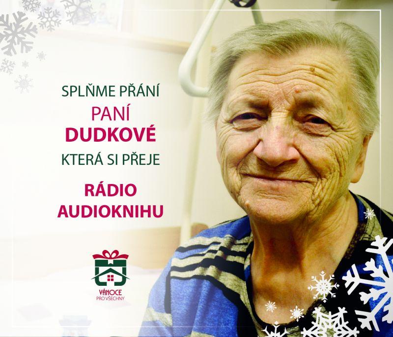 paní Dudková