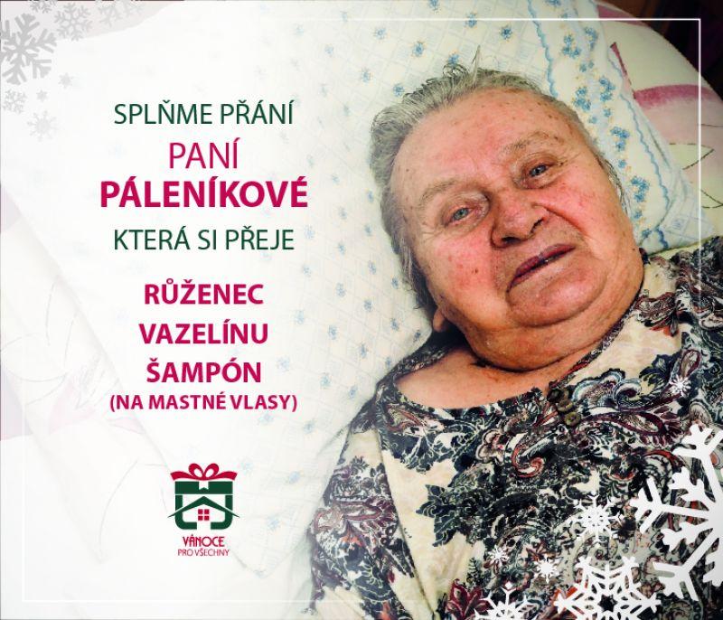 paní Páleníková