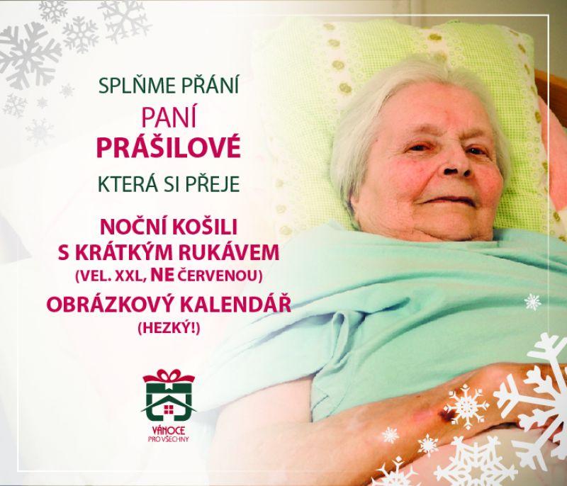 paní Prášilová