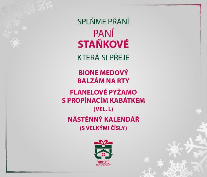 paní Staňková