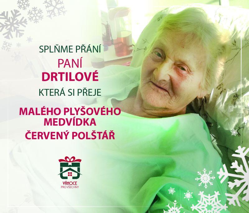 paní Drtilová