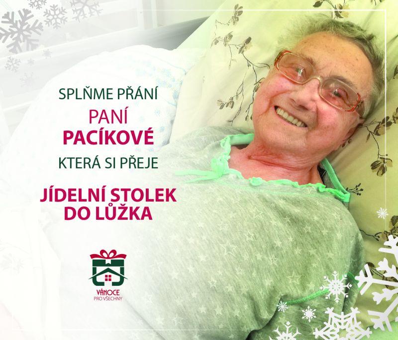 paní Pacíková