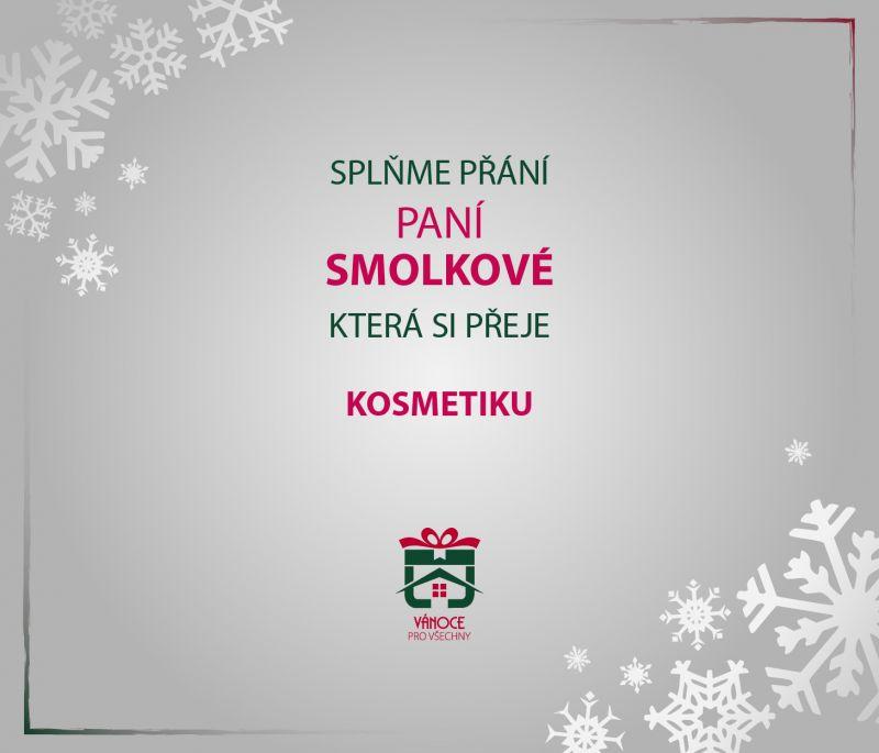 paní Smolková
