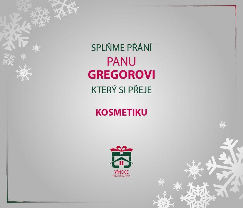 pan Gregor