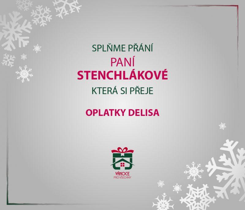 paní Stenchláková