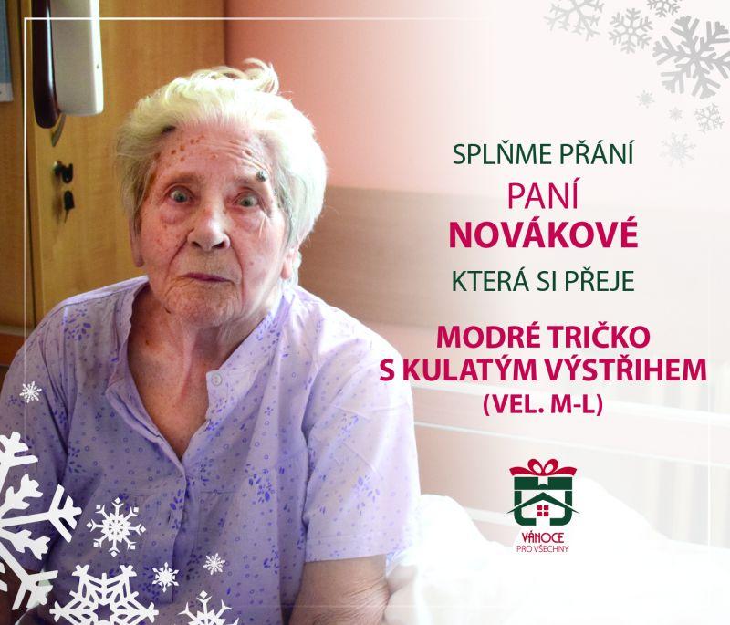 paní Nováková