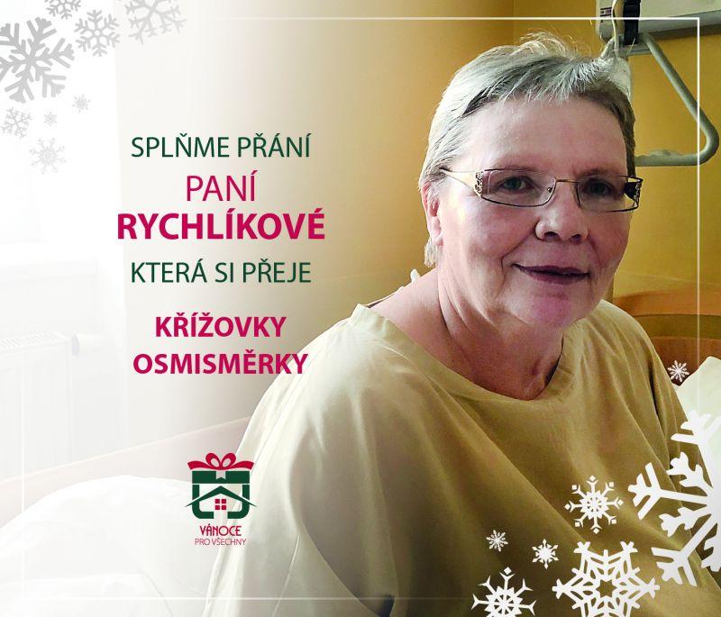 paní Rychlíková