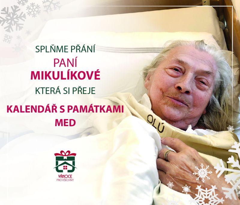 paní Mikulíková