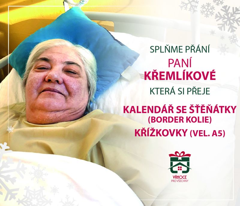 paní Křemlíková
