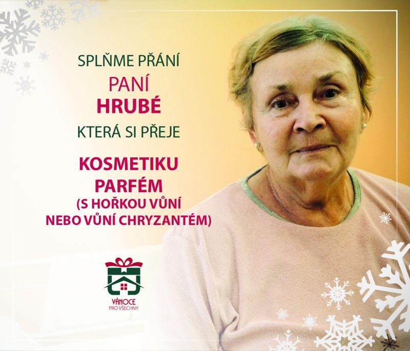 paní Hrubá