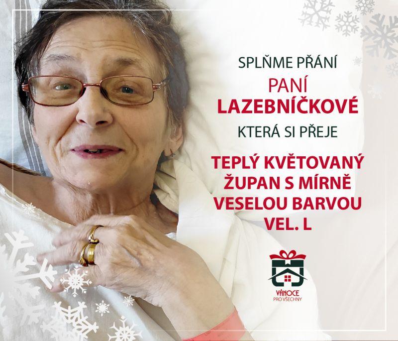 Anna Lazebníčková