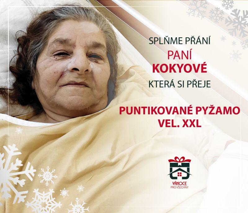 Anna Kokyová