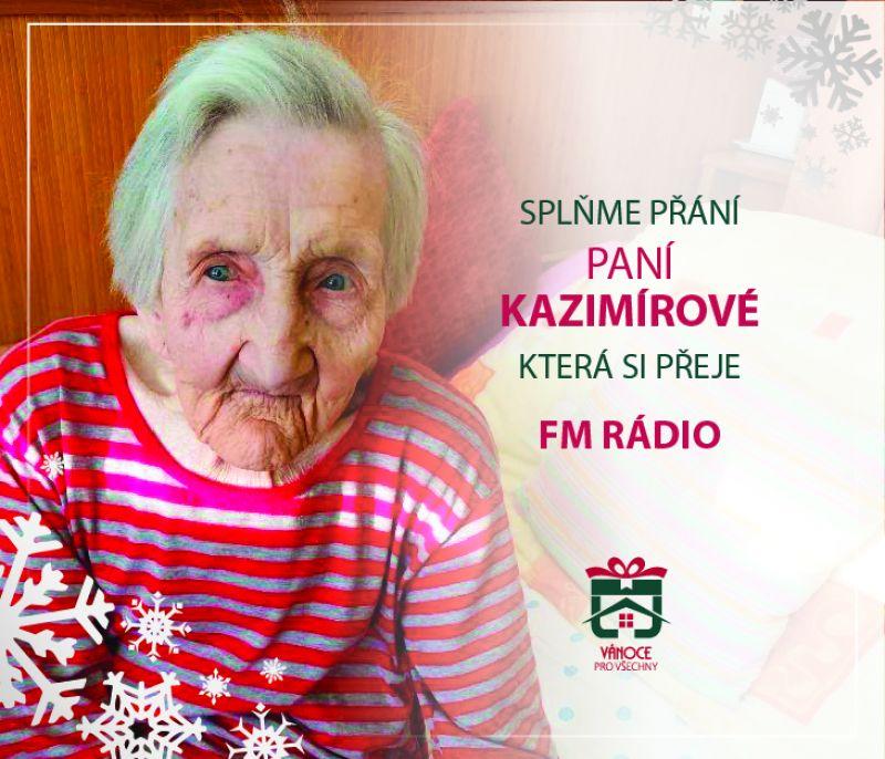 Františka Kazimírová
