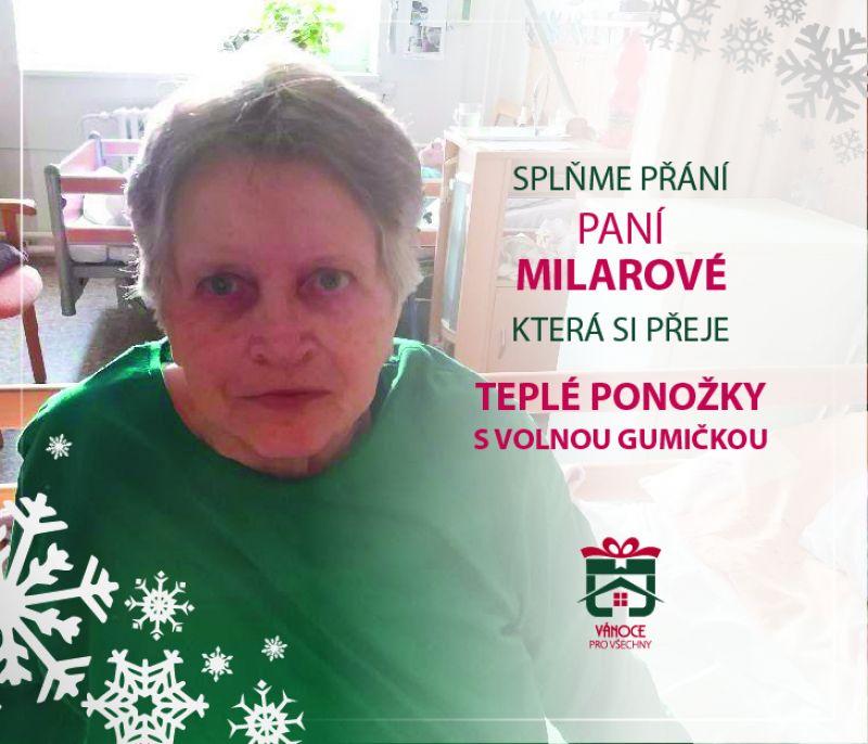 Marie Milarová