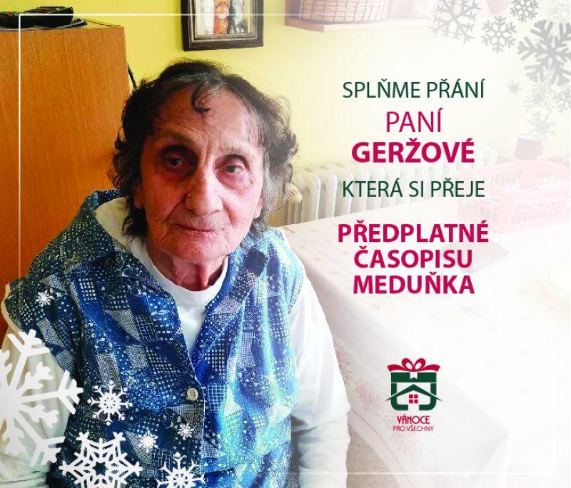Irena Geržová