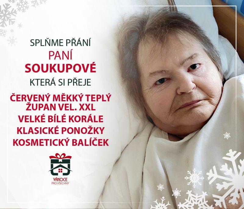 Ludmila Soukupová