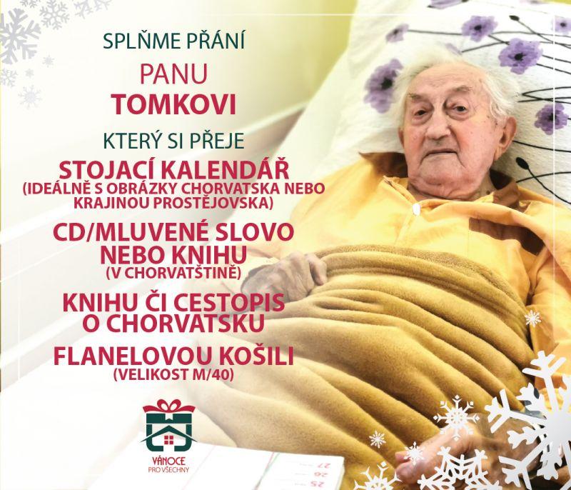 Večeslav Tomek