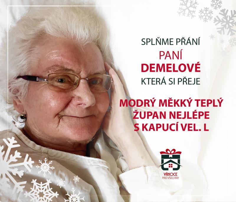 Marie Demelová