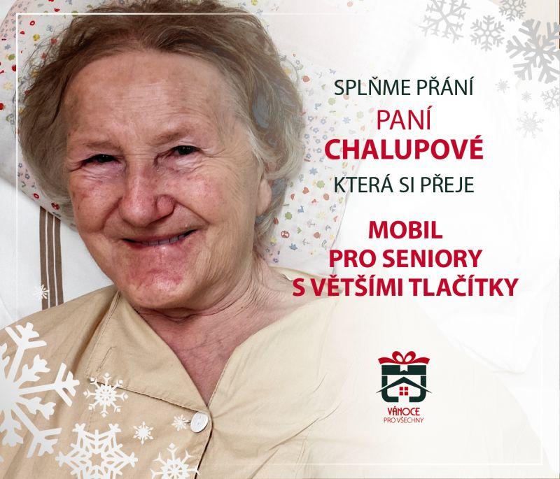 Marie Chalupová