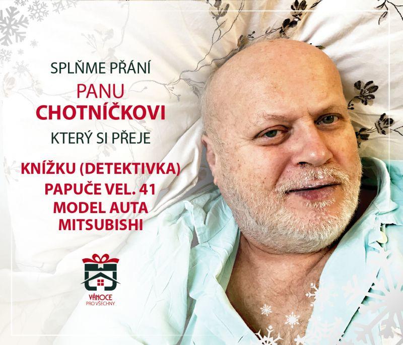 Pan Chotníček