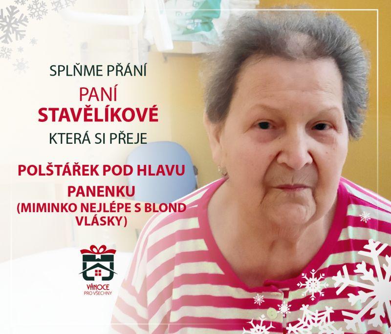 Vlastimila Stavělíková