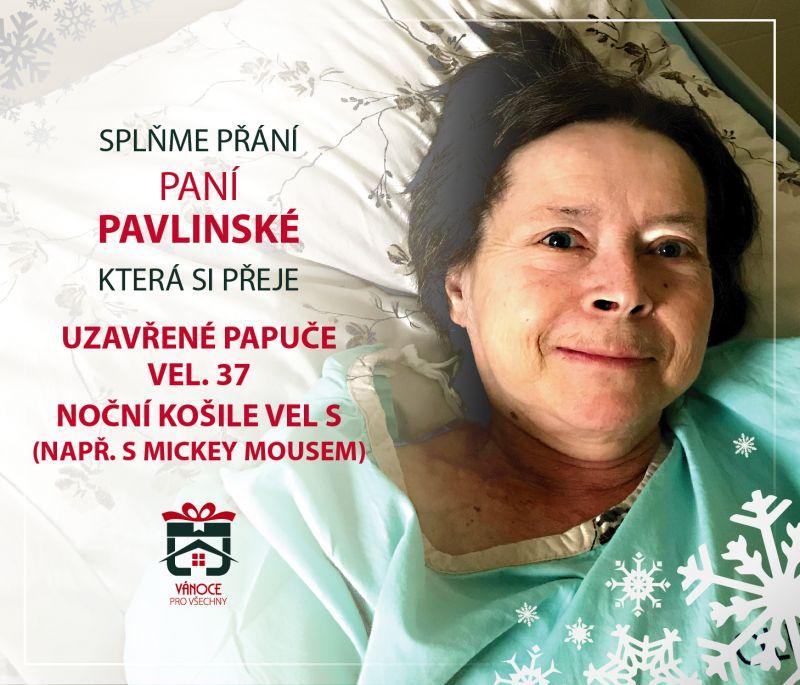 Paní Pavlinská