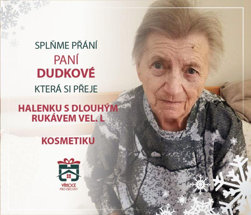 Emílie Dudková