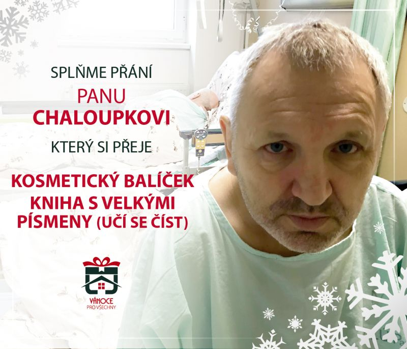 Pan Chaloupka