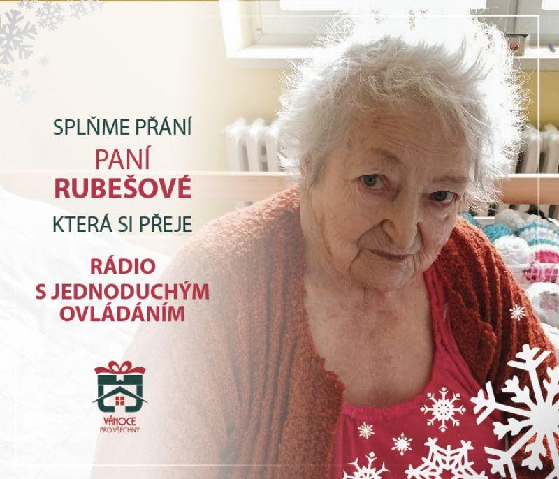 Anna Rubešová