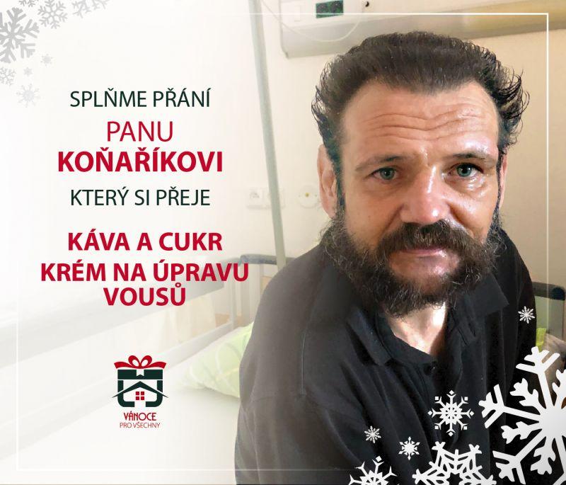 Pan Koňařík