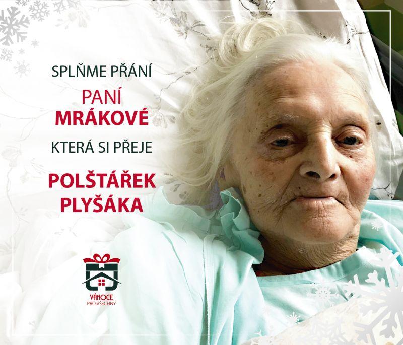 Paní Mráková