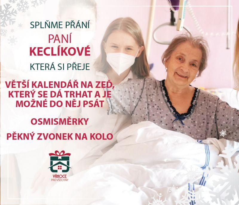 Věra Keclíková