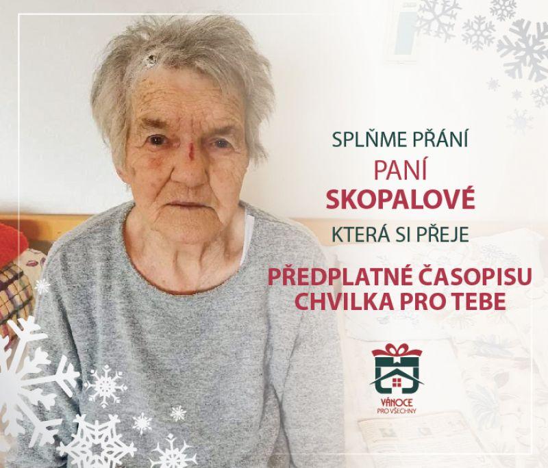 Zdenka Skopalová