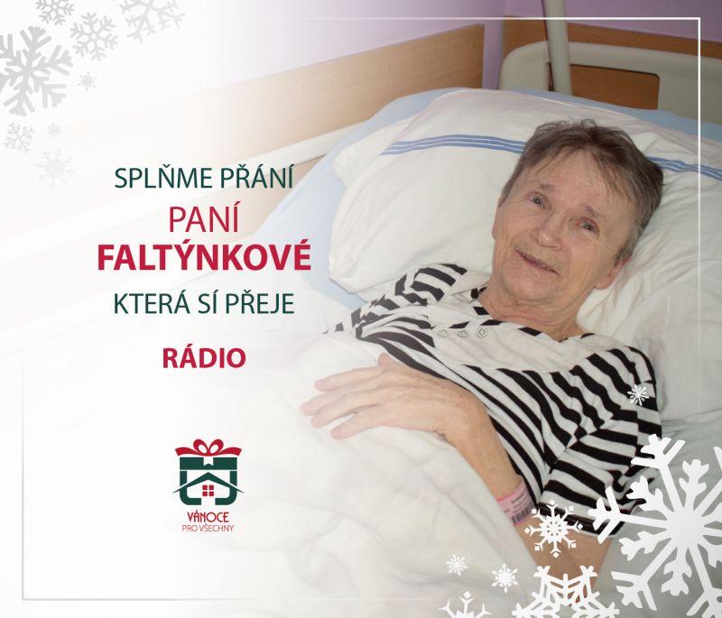 Marie Faltýnková