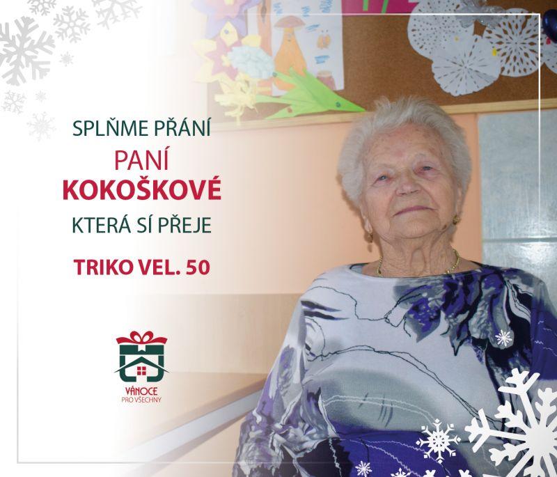 Anna Kokošková
