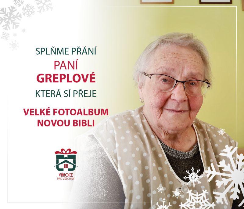Marie Greplová